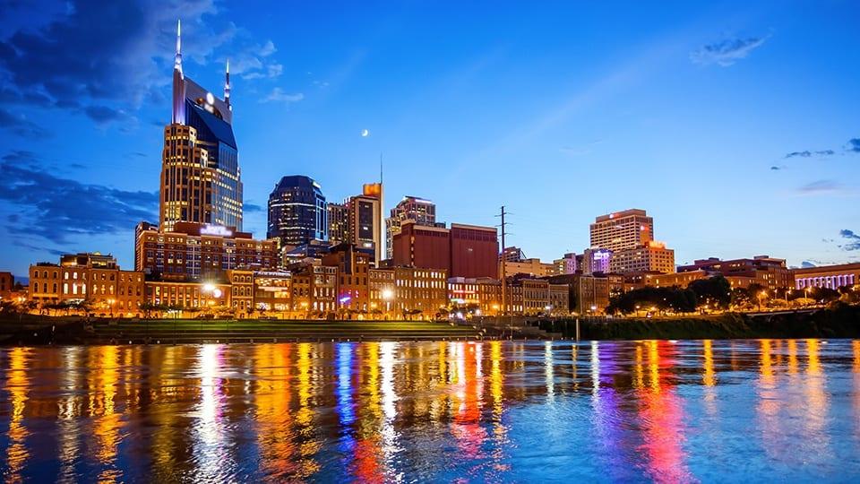 Residents & Businesses in Nashville, TN - LED L Light Fixtures - LED Warehouse Lighting, LED Sports Lighting, Church Lighting, Office Lighting | Victory Lights