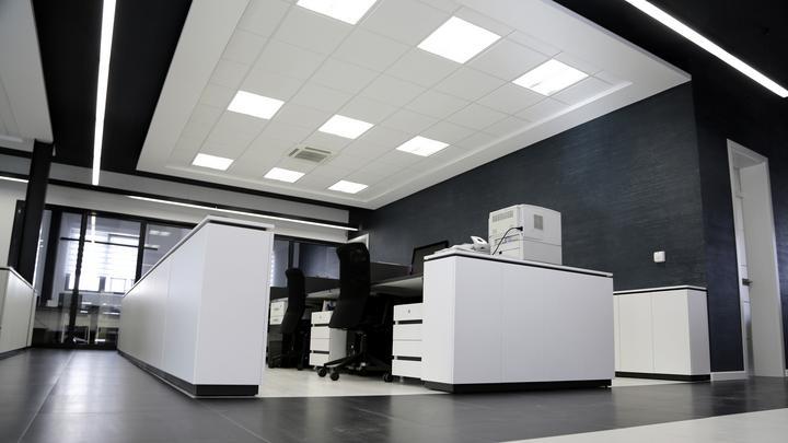 Commercial LED Lighting Solutions - Office Lighting with Energy Saving LED Light Bulbs - Victory Bulbs | Nashville, TN & Raleigh, NC