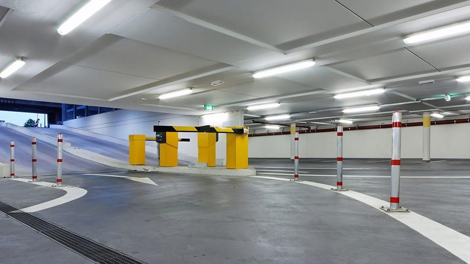 Parking Garage Lighting - LED L Light Fixtures - Lighting Supply in Raleigh & Nashville area | Victory Lights